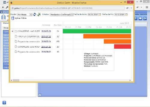 Efactory Software De Obras Y Proyectos En La Nube O Local