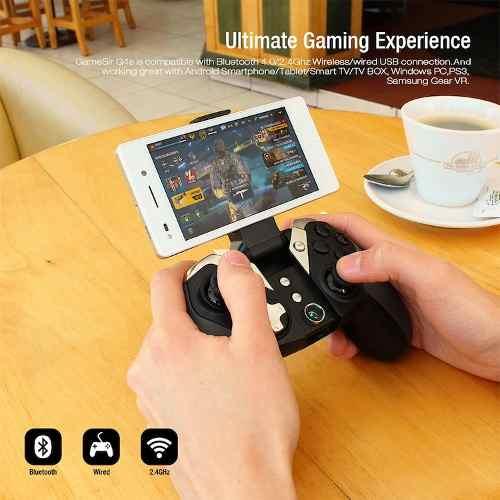 Gamesir G4s! Control Para Juegos De Video En El Celular!!!