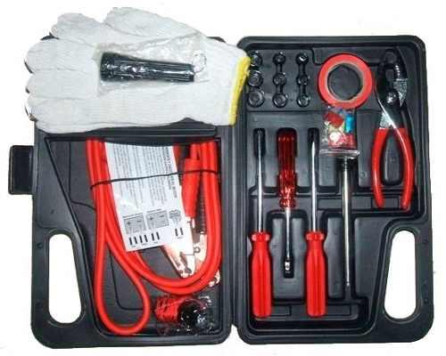 Kit De Emergencia Para Vehículo