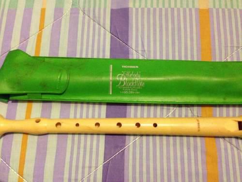 La Flauta Dulce O Flauta De Pico