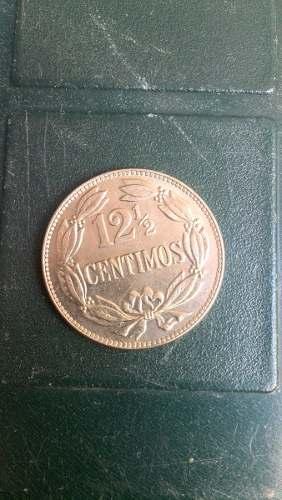 Lote De Moneda Antigua De  Céntimos (locha)