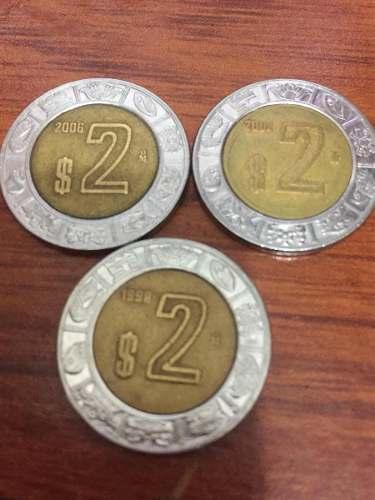 Lote De Monedas Mexicanas