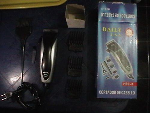 Maquina Para Afeitar Cortador De Cabello Daily Usa