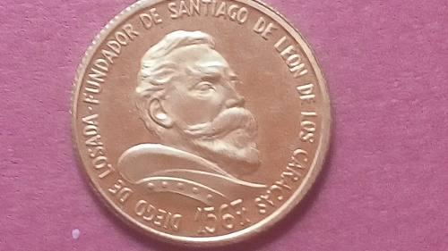 Medalla Conmemorativa Oro 22k Y Moneda De Oro k