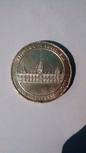 Moneda Bicentenario Jose Vargas Plata Ley 900 Año