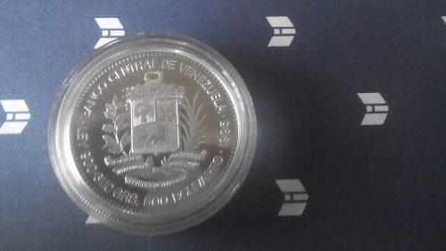Moneda Conmemorativa Natalicio De Antonino Jose De Sucre