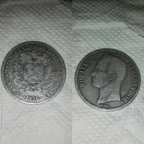 Moneda Fuerte De Plata Lei 900 Año  Gramos