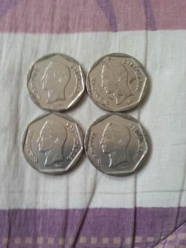 Monedas De 100 Bolivares De