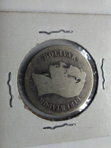 Monedas De 2 Bolivares De