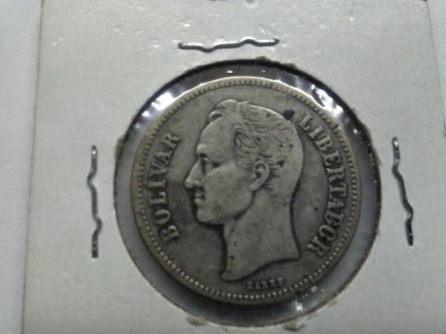 Monedas De 2 Bolivares De  Y