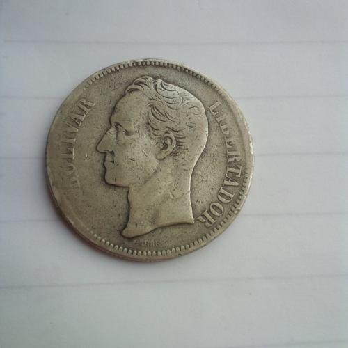 Monedas De Coleccion Venezuela. Año  (m11) C