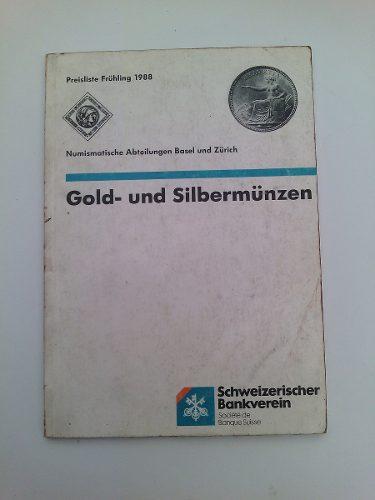 + Monedas De Oro Y Plata Mundiales En Aleman Hasta