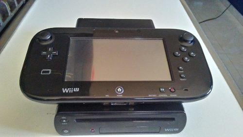 Nintendo Wii U 32 Gb + 2 Juegos Original Usado