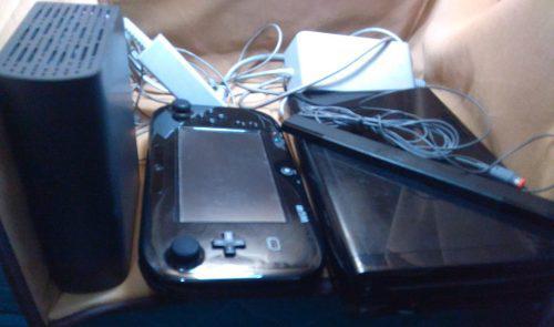 Nintendo Wii U 32gb Con 500gb De Juegos
