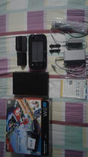 Nintendo Wii U 32gb Deluxe Set Mario Kart 8
