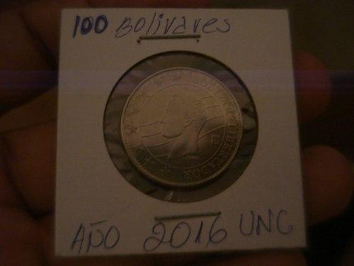Par De Monedas 100 Y 50 Año  Sin Circular