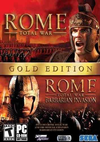 Roma Total War Juegos En Español Para Pc