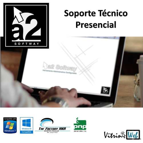 Servicio Técnico Soporte Sistemas A2 Softway