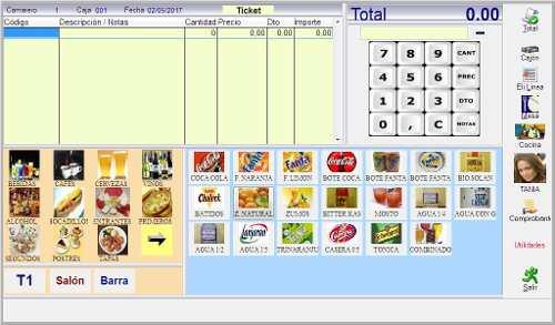 Software Administracion Detasc Barrestaurant Itactil 8.7oooo
