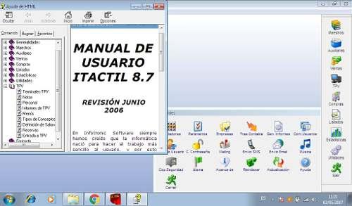 Software Bar Tasca Restaurant 8.7 Zz