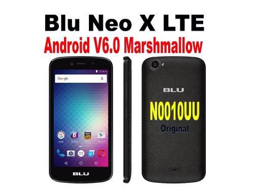 Software Original Blu Neo X Lte Nuu