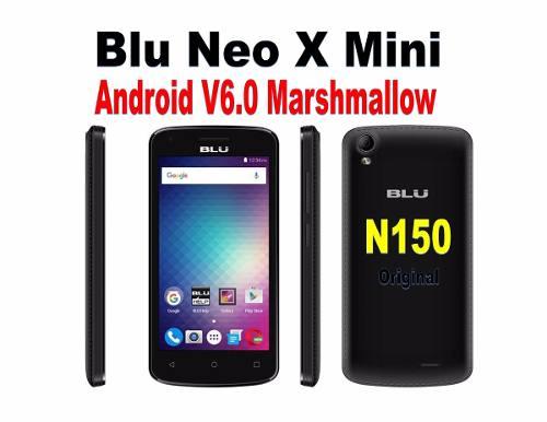 Software Original Blu Neo X Mini N150