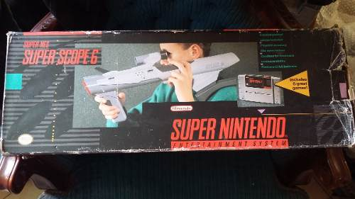 Super Nintendo Snes Nes Scopre