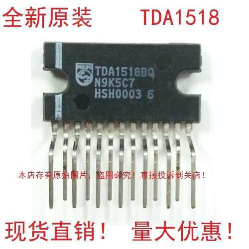 Tda1518bq 24 W En Btl Or 2 X 12 Amplificador De Audio