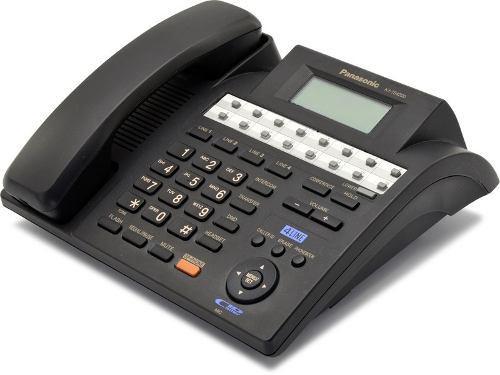 Telefono Para 4 Lineas Cantv, Kx_ts4300b Tipo Central