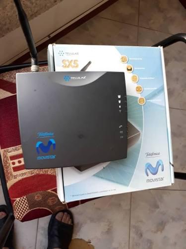 Telular Sx5 Original Movistar Para Puntos De Venta