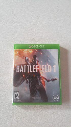 Battlefield 1 Xbox One En Perfecto Estado