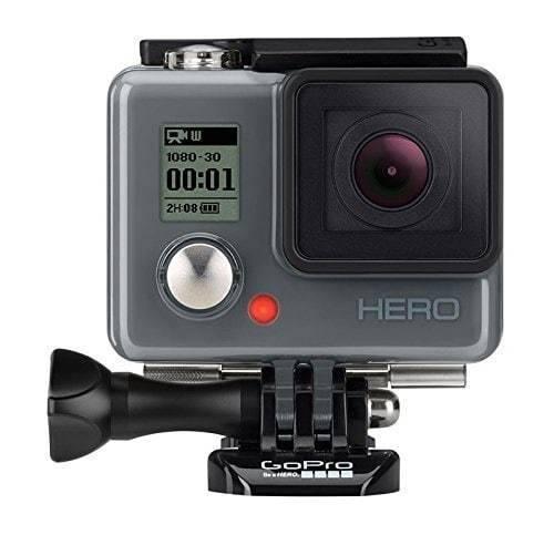 Camara Gopro Hero + Kit Accesorios