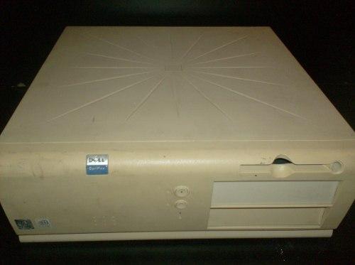Case Dell Optiplex Grande Sin Fuente De Poder, Leer Descripc
