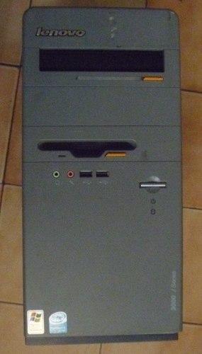 Case Minitower Lenovo Sin Fuente De Poder