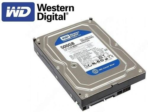 Disco Duro 500gb Wd Sata rpm Para Pc Y Dvr Nuevos