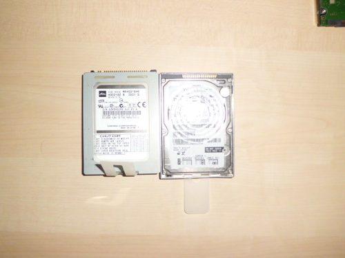 Disco Duro Ide Para Laptop De 40gb,toshiba/hitachi Con Caddy