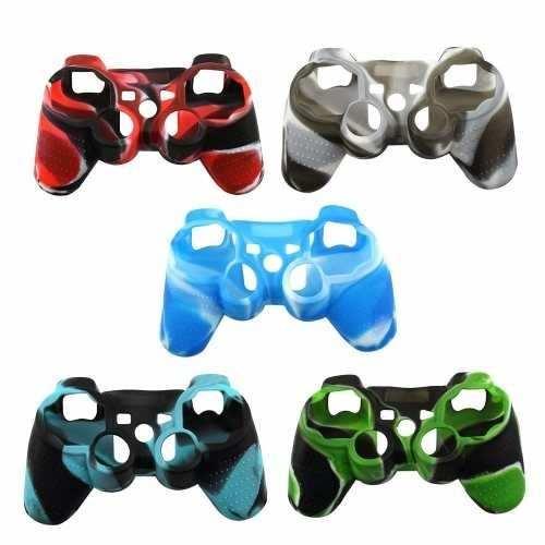 Forro De Silicon Para Control Ps3, Ps4 Y Xbox One