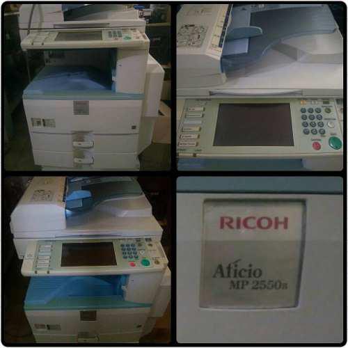 Fotocopiadora Ricoh Modelo M1 2550