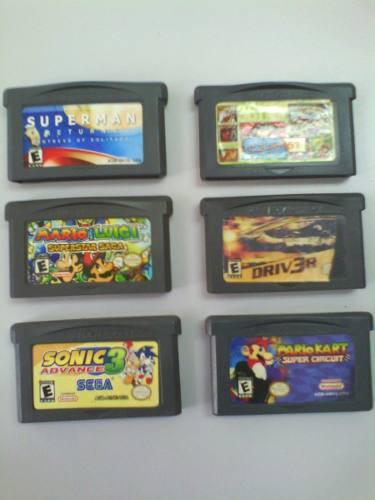 Juegos Genericos Game Boy Advance