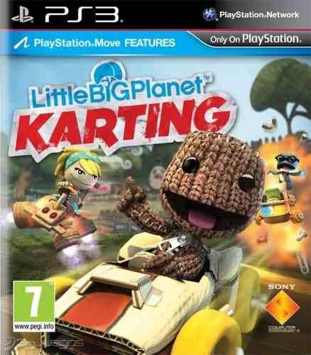 Little Big Planet Karting Ps3 Digital Original Tienda Fisica