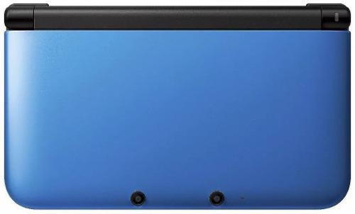 Nintendo 3ds Xl Azul Y Rojo 170verd