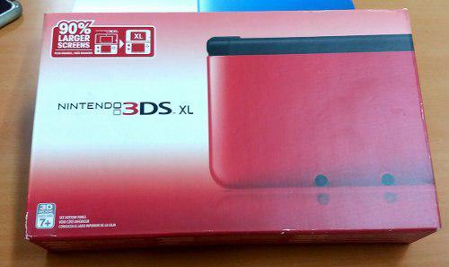 Nintendo 3ds Xl Importado Nuevo