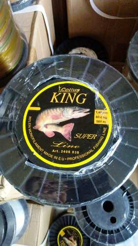 Nylon Pesca 160 Libras, 1.50 Mm Bobina De 500 Metros