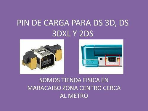 Pin De Carga 3ds 3dxl 2ds