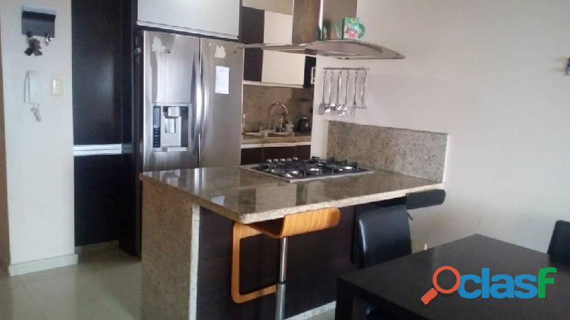 Se vende apartamento amoblado residencias Balle Suite El