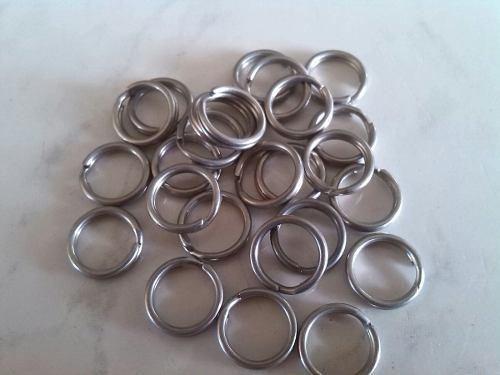 Split Ring Para Señuelos, N3,30lb... Unids Oferte