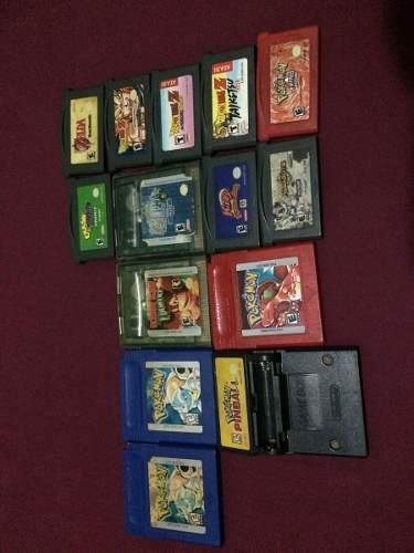 Venta O Cambio Juegos De Game Boy