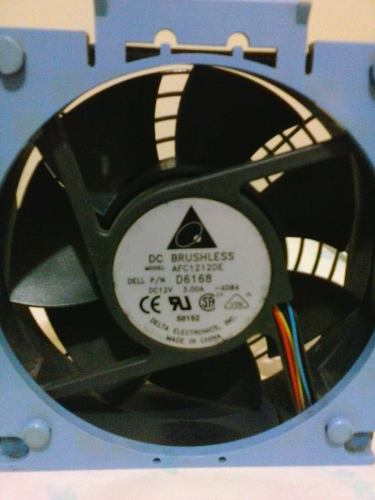 Ventilador Para El Case O Caja Interior De La Computado