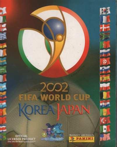 Barajitas Albumes Panini Mundial De Futboll Korea Japon