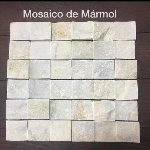 Mallas De Mosaico De Mármol 32 Cm X 30